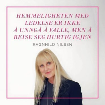 Ragnhild Nilsen, CoachTeam as - House of Leadership