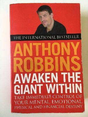 Bokrapport: Awaken the Giant Within