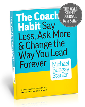 Bokrapport: The Coaching Habit